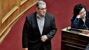 Κουτσούμπας για πρόταση μομφής Τσίπρα σε Σταϊκούρα: Καταψηφίζω ΝΔ και ΣΥΡΙΖΑ