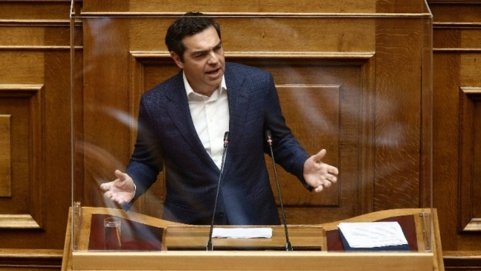 Πρόταση μομφής κατά Σταϊκούρα από Τσίπρα